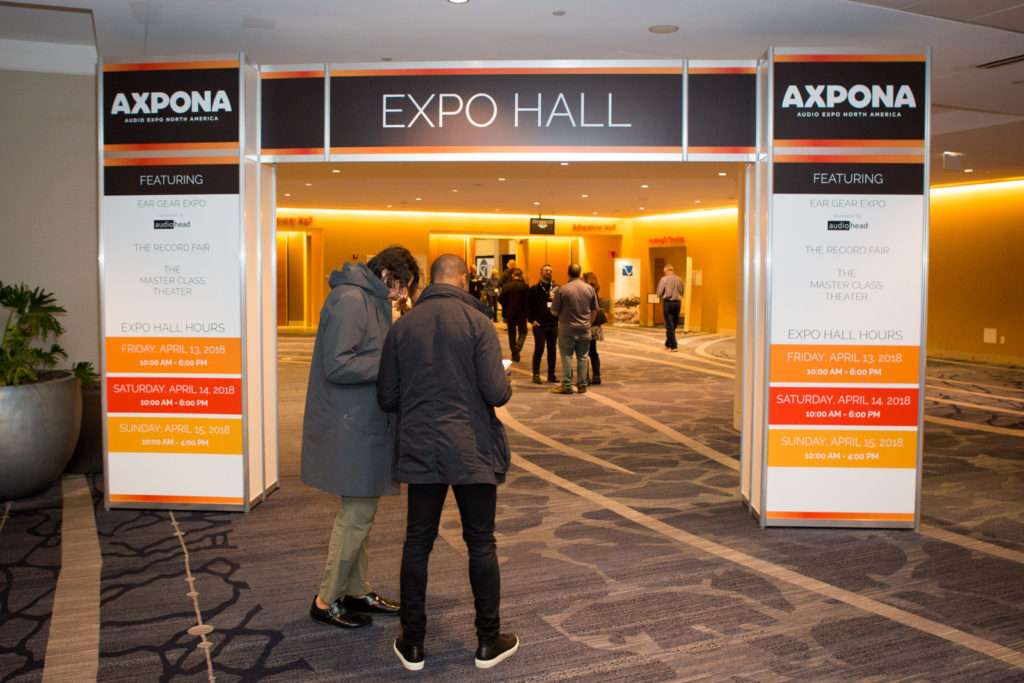 AXPONA Reverses Course On New Dates for 2020, Returns To April
