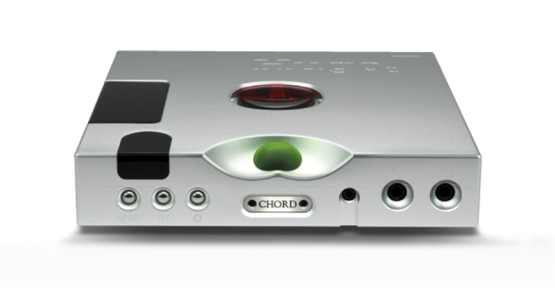 Chord's New Hugo TT 2 DAC & Headphone Amplifier