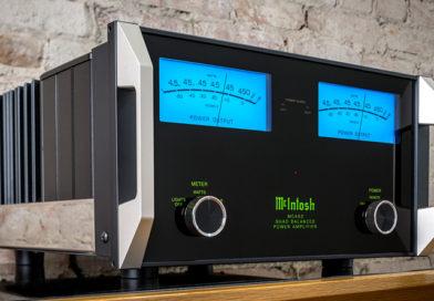 McIntosh's New MC462 Quad Balanced Power Amplifier