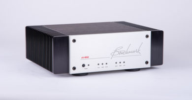 Review: Benchmark AHB2 Power Amplifier