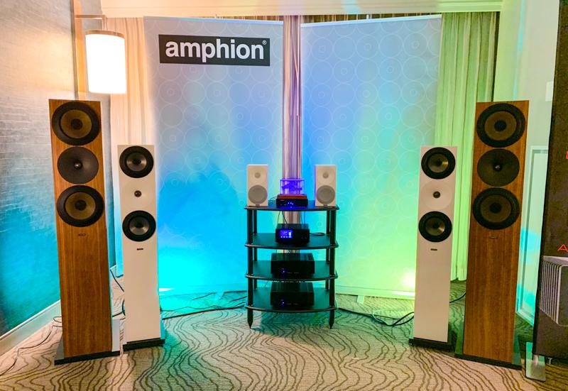 Amphion Bridges The Gap Between HiFi and Pro Loudspeakers – RMAF 2018