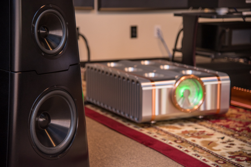 D'Agostino Relentless Listening at Alma Audio
