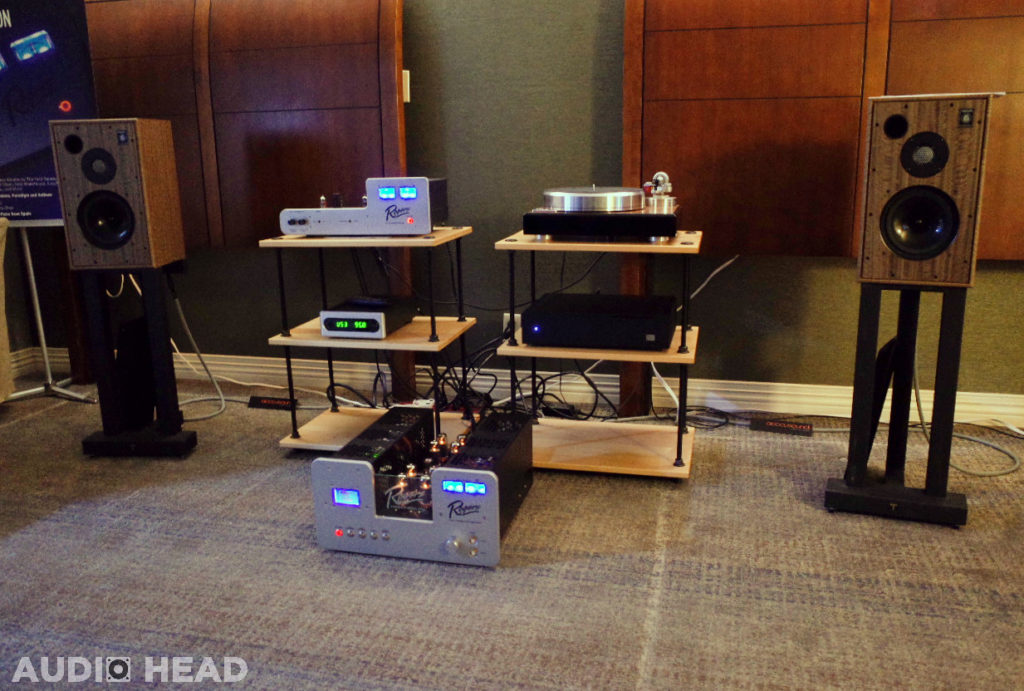 Fidelis AV, Rogers High Fidelity, Harbeth, and Accusound – CAF 2018