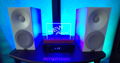 Amphion does it again! – CAF 2018