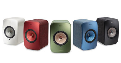 KEF Has A New LSX Wireless System For Your Desktop