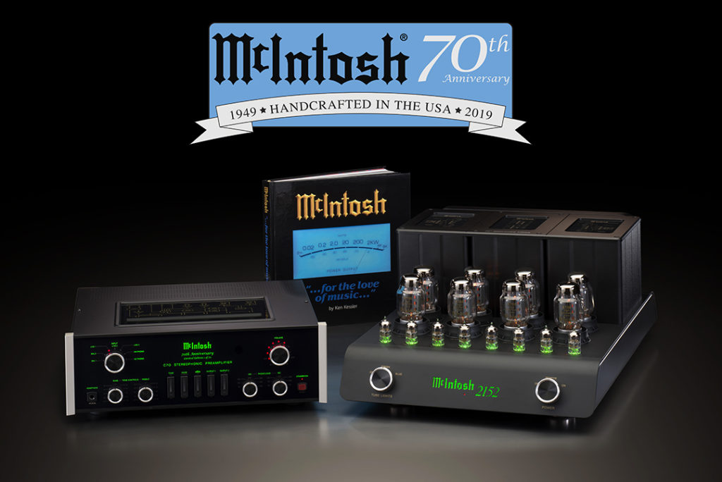 McIntosh 70th Anniversary