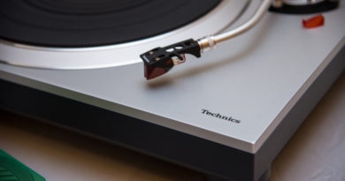 Technics New SL-1200MK7 & SL-1500C Turntables – CES 2019