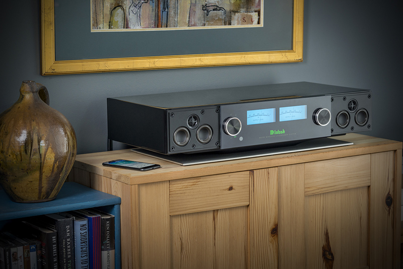The McIntosh RS200 Wireless System