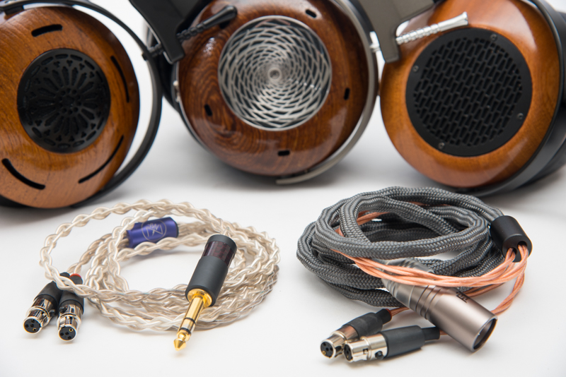 ZMF Auteur, Vérité, Aeolus and Custom ZMF Cables
